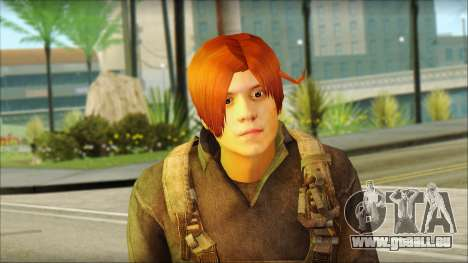 Feliciano Vargas für GTA San Andreas dritten Screenshot