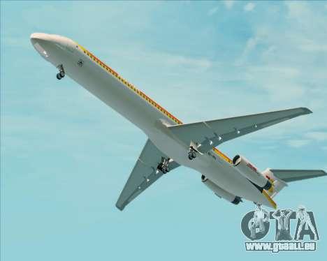 McDonnell Douglas MD-82 Iberia pour GTA San Andreas moteur