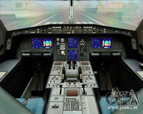 Airbus A330-300 Garuda Indonesia für GTA San Andreas Räder