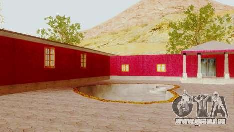 Neue Texturen für den club in Las Venturas für GTA San Andreas zweiten Screenshot