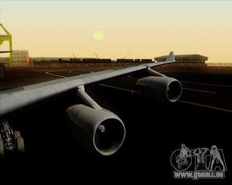 Airbus A340-313 Air China pour GTA San Andreas salon