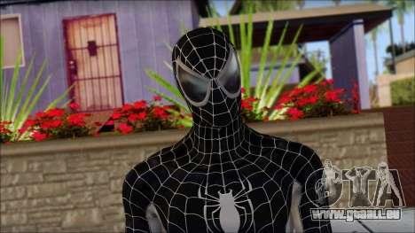 Negative Zone Spider Man pour GTA San Andreas troisième écran