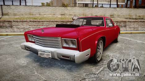 Albany Buccaneer Modified pour GTA 4