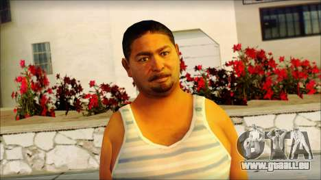 GTA 5 Ped 3 für GTA San Andreas dritten Screenshot