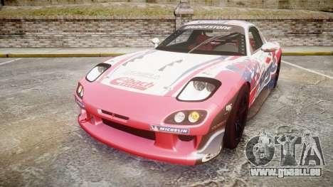 Mazda RX-7 Forge Motorsport pour GTA 4