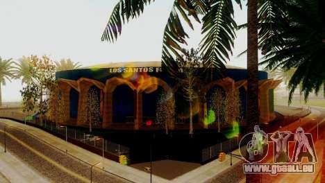 Neue Texturen-Stadion in Los Santos für GTA San Andreas zweiten Screenshot