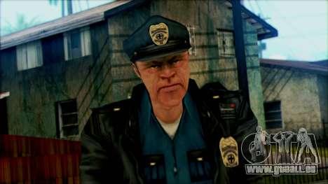 Manhunt Ped 3 pour GTA San Andreas troisième écran