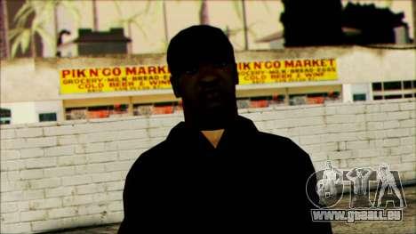 Addict (Cinématique) v2 pour GTA San Andreas troisième écran