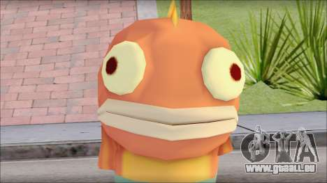 Boranfish from Sponge Bob für GTA San Andreas dritten Screenshot