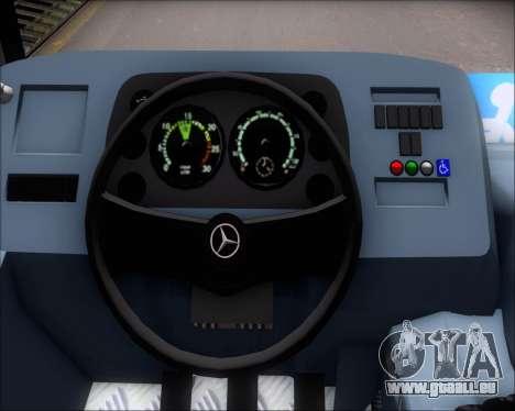 Marcopolo Torino 2007 Mercedes-Benz OF-1722M pour GTA San Andreas