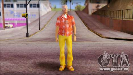 Doc from Back to the Future 2015 pour GTA San Andreas
