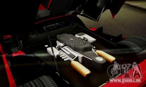 Ferrari Gemballa MIG-U1 pour GTA San Andreas roue