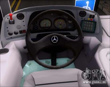 Marcopolo Torino 2007 - Mercedes-Benz OF-1722 für GTA San Andreas
