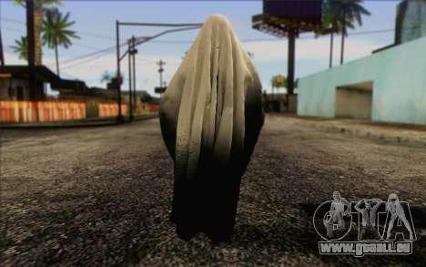 Fantôme pour GTA San Andreas deuxième écran
