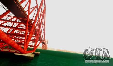 Graphical Shell für GTA San Andreas dritten Screenshot