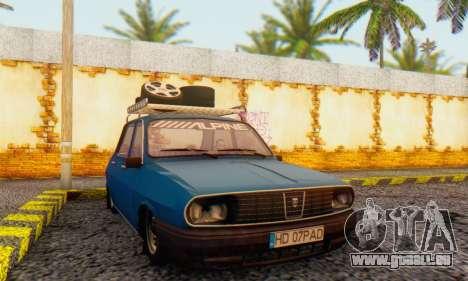 Dacia 1310 Combinata pour GTA San Andreas vue de droite