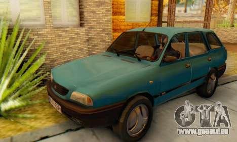 Dacia 1310 Liberta v1.1 pour GTA San Andreas
