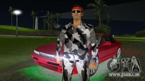 Camo Skin 13 GTA Vice City pour la troisième écran