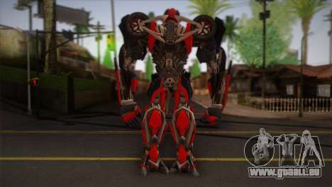 Hummel v4 für GTA San Andreas zweiten Screenshot