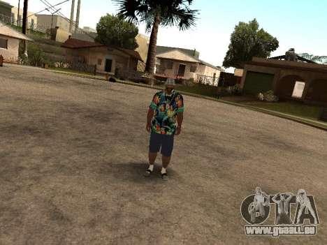 Hawaiian shirt wie max Payne für GTA San Andreas her Screenshot