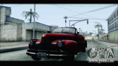 Graphic Unity V2 pour GTA San Andreas septième écran