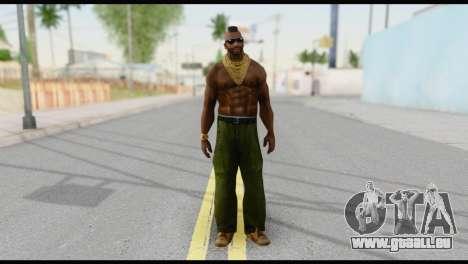 MR T Skin v3 pour GTA San Andreas