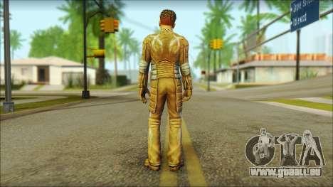 Iceman Standart v1 pour GTA San Andreas deuxième écran