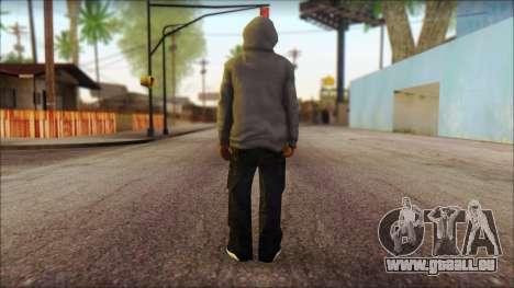 Plen Park Prims Skin 4 pour GTA San Andreas deuxième écran