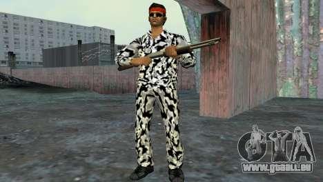 Camo Skin 05 GTA Vice City pour la deuxième capture d'écran
