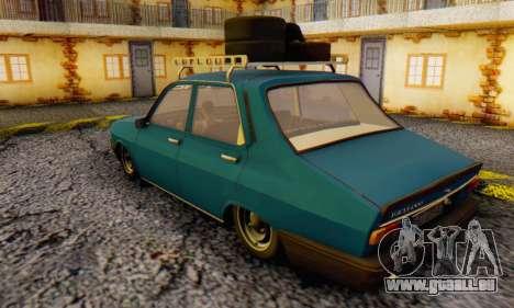 Dacia 1310 Combinata pour GTA San Andreas laissé vue