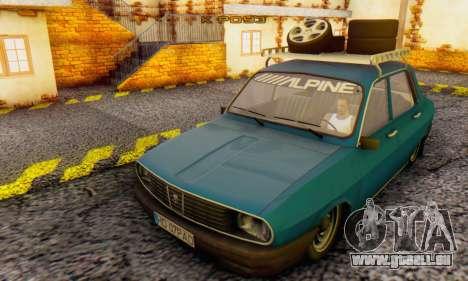 Dacia 1310 Combinata pour GTA San Andreas