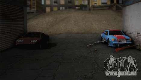 Sport Cars in Doherty für GTA San Andreas dritten Screenshot