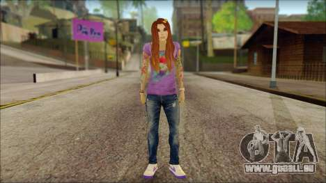 Valentine Girl pour GTA San Andreas