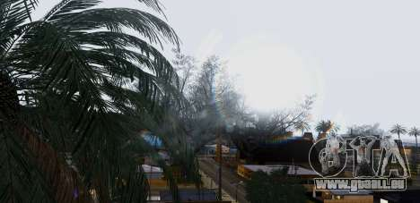 Graphical Shell für GTA San Andreas achten Screenshot