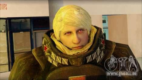 Ivan Braginsky pour GTA San Andreas troisième écran
