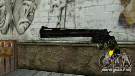 Colt Python from PointBlank v1 für GTA San Andreas