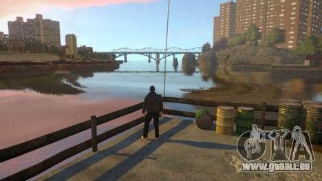 iCEnhancer 3.0 EFLC für GTA 4 neunten Screenshot