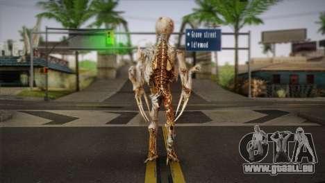 Monster aus dem Spiel Dead Spase 3 für GTA San Andreas zweiten Screenshot