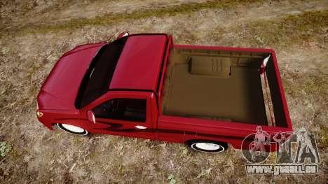 Toyota Hilux 2014 für GTA 4 rechte Ansicht