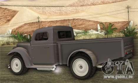 Bravado Duneloader Classic 1.0 (HQLM) für GTA San Andreas linke Ansicht