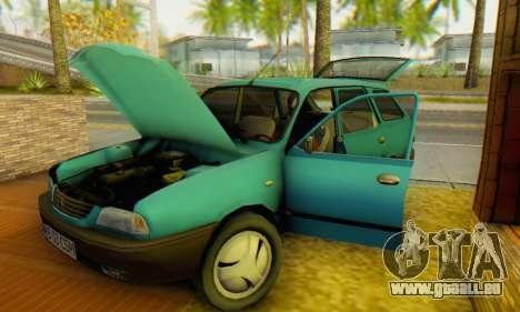 Dacia 1310 Liberta v1.1 pour GTA San Andreas vue de droite