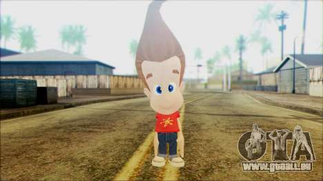 Jimmy Neutron pour GTA San Andreas