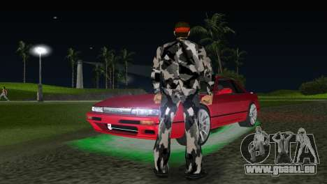 Camo Skin 13 für GTA Vice City zweiten Screenshot