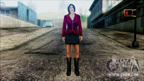 Manhunt Ped 10 für GTA San Andreas