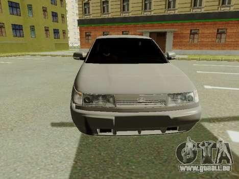 VAZ 2110 für GTA San Andreas rechten Ansicht