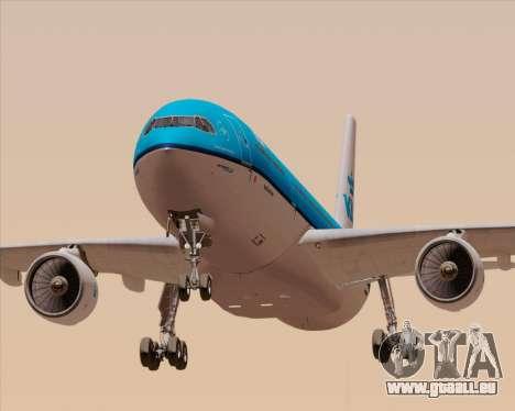Airbus A330-300 KLM Royal Dutch Airlines pour GTA San Andreas moteur