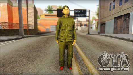 Fred Durst from Limp Bizkit v2 pour GTA San Andreas