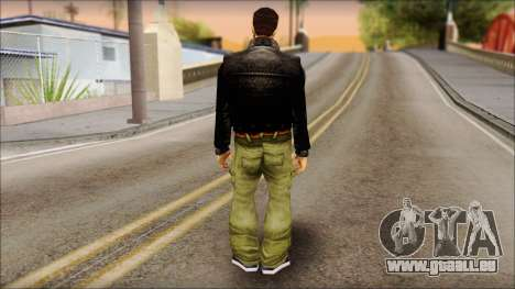 Shades Claude v2 für GTA San Andreas zweiten Screenshot