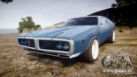 Dodge Charger 1971 v2.0 pour GTA 4