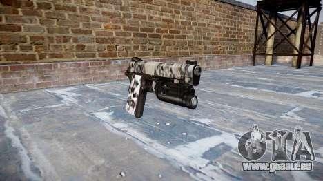 Gun Kimber 1911 Diamant für GTA 4